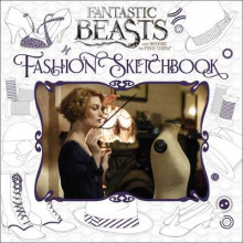 Fantastic Beasts and Where to Find Them: Fashion Sketchbook av Scholastic (Heftet)