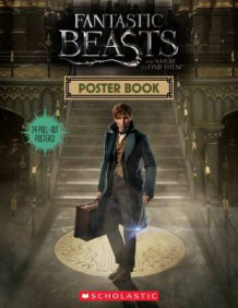 Fantastic Beasts and Where to Find Them: Poster Book av Scholastic (Heftet)