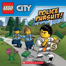 Police Pursuit! (Lego City) av Meredith Rusu (Heftet)