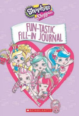 Omslag - Fun-Tastic Fill-In Journal (Shopkins: Shoppies)