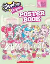 Omslag - Shoppies Pullout Poster Book (Shopkins: Shoppies)