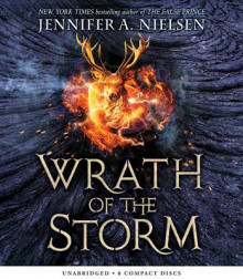 Wrath of the Storm av Jennifer A Nielsen (Lydbok-CD)