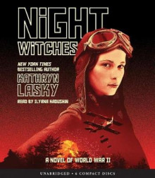 Night Witches: A Novel of World War Two av Kathryn Lasky (Lydbok-CD)
