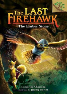 The Ember Stone: A Branches Book (the Last Firehawk #1) av Katrina Charman (Innbundet)