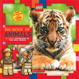 Omslag - Big Book of Animals (Lego Nonfiction)