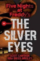 Omslag - Five Nights at Freddy's: The Silver Eyes