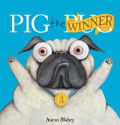 Pig the Winner av Aaron Blabey (Innbundet)