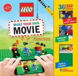 Omslag - LEGO Make Your Own Movie