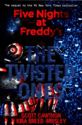 Omslag - Five Nights at Freddy's: The Twisted Ones