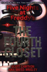 Omslag - Five Nights at Freddy's: The Fourth Closet