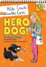 Omslag - Hero Dog!: A Branches Book (Hilde Cracks the Case #1)