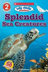 Omslag - Icky Sticky Readers: Splendid Sea Creatures