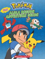 Omslag - POKEMON: Alola Region Adventure Guide