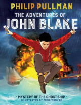 Omslag - The Adventures of John Blake: Mystery of the Ghost Ship
