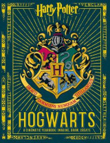 Omslag - Harry Potter: Hogwarts: A Cinematic Yearbook