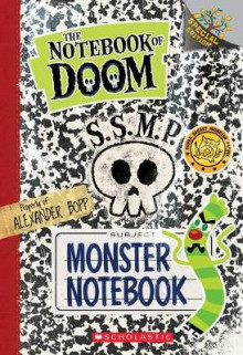 Monster Notebook: A Branches Special Edition (the Notebook of Doom) av Troy Cummings (Heftet)