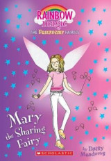 Omslag - Mary the Sharing Fairy (Friendship Fairies #2)