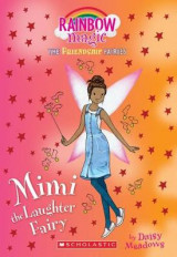 Omslag - Mimi the Laughter Fairy (Friendship Fairies #3)