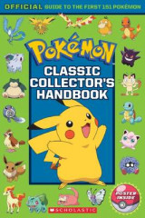 Omslag - Pokemon: Classic Collector's Handbook
