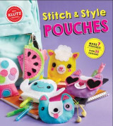 Omslag - Stitch and Style Pouches