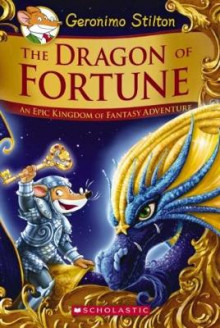 Geronimo Stilton and the Kingdom of Fantasty SE: #2 Dragon of Fortune av Stilton,Geronimo (Innbundet)