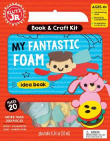 Omslag - Klutz Junior: My Fantastic Foam