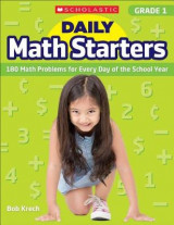 Omslag - Daily Math Starters: Grade 1