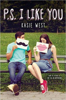 P.S. I like you av Kasie West (Heftet)