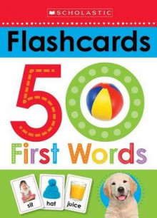 Write and Wipe Flashcards: First 50 Words (Scholastic Early Learners) av Scholastic (Undervisningskort)