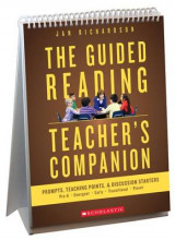 Omslag - The Guided Reading Teacher's Companion