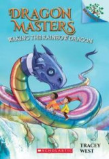 Omslag - Waking the Rainbow Dragon: A Branches Book (Dragon Masters #10), Volume 10