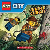 Jungle Chase! (Lego City) av Ace Landers og Paul Lee (Heftet)