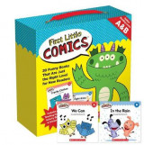 Omslag - First Little Comics Parent Pack: Levels A & B