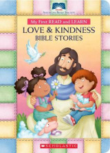 Omslag - My First Read and Learn Love & Kindness Bible Stories