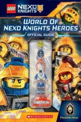 Omslag - World of NEXO Knights Official Guide