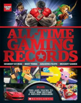 Omslag - Game On! All-Time Gaming Records