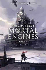Omslag - Mortal Engines (Mortal Engines, Book 1)