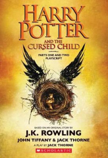 Harry Potter and the Cursed Child, Parts One and Two: The Official Playscript of the Original West End Production av J K Rowling, Jack Thorne og John Tiffany (Heftet)