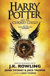 Harry Potter and the Cursed Child, Parts One and Two: The Official Playscript of the Original West End Production av J K Rowling, Jack Thorne og John Tiffany (Innbundet)