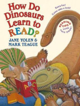 Omslag - How Do Dinosaurs Learn to Read?