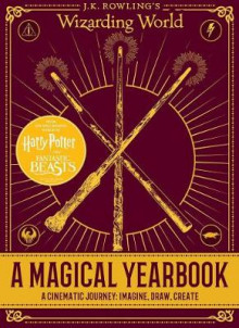 A Magical Yearbook av Scholastic (Innbundet)