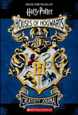 Omslag - Harry Potter: Houses of Hogwarts Creativity Journal