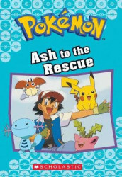 Ash to the Rescue (Pokemon Classic Chapter Book #15) av Tracey West (Heftet)