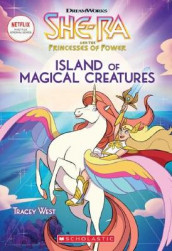She-Ra Chapter Book #2: Island of Magical Creatures av Tracey West (Heftet)