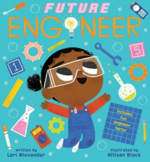 Future Engineer (Future Baby Boardbooks) av Lori Alexander (Kartonert)