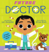 Omslag - Future Doctor (Future Baby Board Books)