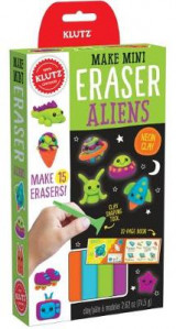 Omslag - Klutz: Make Mini Eraser Aliens