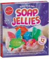 Omslag - Klutz: Make Your Own Soap Jellies