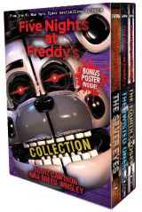 Omslag - Five Nights at Freddy's 3-book boxed set