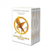 Hunger Games Trilogy (white anniversary boxed set) av Suzanne Collins (Heftet)